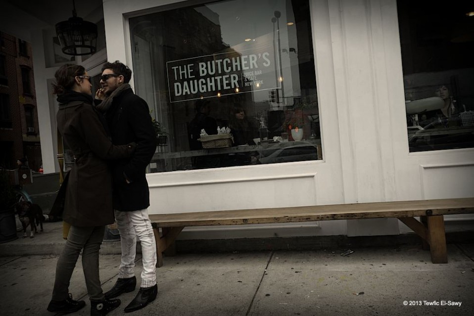 The Butchers Daughter. NY