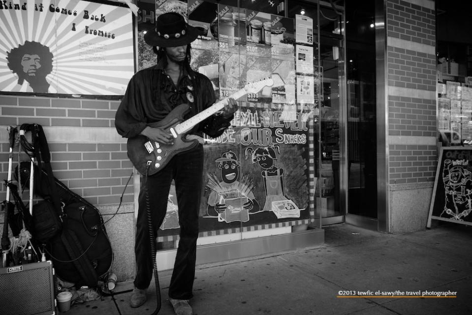 """The """"Jimi Hendrix"""""""